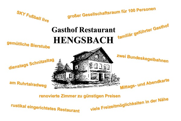 Gasthof Hengsbach 2