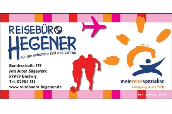 Reisebuero Hegener